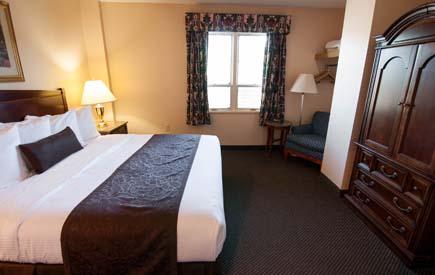 Split Rock Resort Galleria Suite