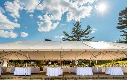 Split Rock Resort – Outdoor Receptions