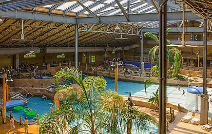 Split Rock Resort Waterpark Interior