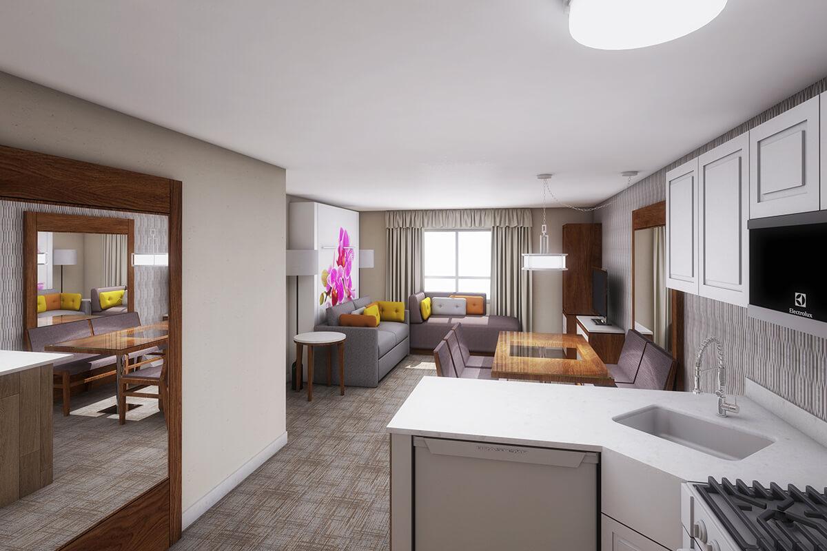 Split Rock One Bedroom Suite G